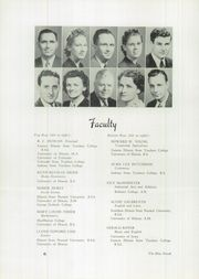 Page 8, 1942 Edition, Martinsville High School - Blue Streak Yearbook (Martinsville, IL) online yearbook collection