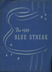 1944 Edition, Martinsville High School - Blue Streak Yearbook (Martinsville, IL)