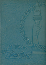 1946 Edition, Martinsville High School - Blue Streak Yearbook (Martinsville, IL)