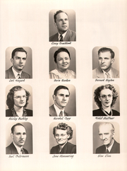 Page 11, 1949 Edition, Martinsville High School - Blue Streak Yearbook (Martinsville, IL) online yearbook collection