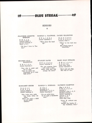Page 16, 1949 Edition, Martinsville High School - Blue Streak Yearbook (Martinsville, IL) online yearbook collection