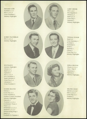 Page 16, 1952 Edition, Industry High School - Eagle Yearbook (Industry, IL) online yearbook collection