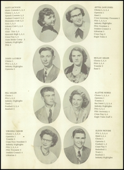 Page 17, 1952 Edition, Industry High School - Eagle Yearbook (Industry, IL) online yearbook collection