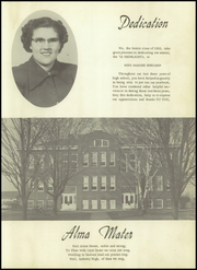 Page 7, 1952 Edition, Industry High School - Eagle Yearbook (Industry, IL) online yearbook collection