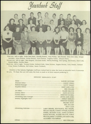 Page 8, 1952 Edition, Industry High School - Eagle Yearbook (Industry, IL) online yearbook collection