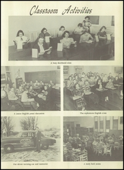 Page 9, 1952 Edition, Industry High School - Eagle Yearbook (Industry, IL) online yearbook collection