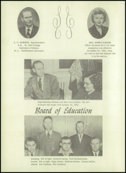 Page 10, 1953 Edition, Industry High School - Eagle Yearbook (Industry, IL) online yearbook collection