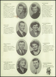 Page 14, 1953 Edition, Industry High School - Eagle Yearbook (Industry, IL) online yearbook collection