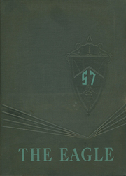 1957 Edition, Industry High School - Eagle Yearbook (Industry, IL)