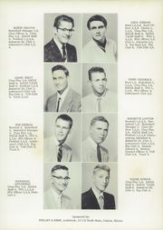 Page 15, 1957 Edition, Industry High School - Eagle Yearbook (Industry, IL) online yearbook collection
