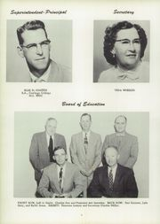 Page 8, 1957 Edition, Industry High School - Eagle Yearbook (Industry, IL) online yearbook collection
