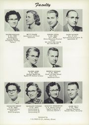 Page 9, 1957 Edition, Industry High School - Eagle Yearbook (Industry, IL) online yearbook collection