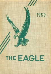 1959 Edition, Industry High School - Eagle Yearbook (Industry, IL)