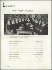 Page 10, 1945 Edition, Holy Child High School - Acorn Yearbook (Waukegan, IL) online yearbook collection