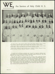 Page 4, 1945 Edition, Holy Child High School - Acorn Yearbook (Waukegan, IL) online yearbook collection