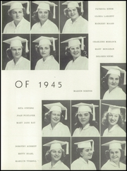 Page 7, 1945 Edition, Holy Child High School - Acorn Yearbook (Waukegan, IL) online yearbook collection