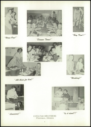 Page 12, 1956 Edition, Bluffs High School - Bluejay Yearbook (Bluffs, IL) online yearbook collection