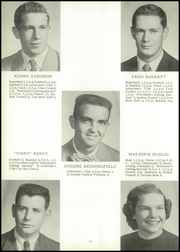 Page 14, 1956 Edition, Bluffs High School - Bluejay Yearbook (Bluffs, IL) online yearbook collection