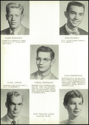 Page 16, 1956 Edition, Bluffs High School - Bluejay Yearbook (Bluffs, IL) online yearbook collection