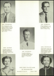 Page 8, 1956 Edition, Bluffs High School - Bluejay Yearbook (Bluffs, IL) online yearbook collection