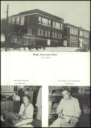 Page 9, 1956 Edition, Bluffs High School - Bluejay Yearbook (Bluffs, IL) online yearbook collection
