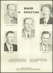 Page 10, 1953 Edition, Wyanet High School - Wyhian Yearbook (Wyanet, IL) online yearbook collection