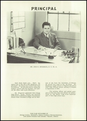 Page 11, 1953 Edition, Wyanet High School - Wyhian Yearbook (Wyanet, IL) online yearbook collection