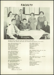 Page 12, 1953 Edition, Wyanet High School - Wyhian Yearbook (Wyanet, IL) online yearbook collection