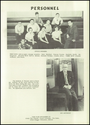Page 13, 1953 Edition, Wyanet High School - Wyhian Yearbook (Wyanet, IL) online yearbook collection