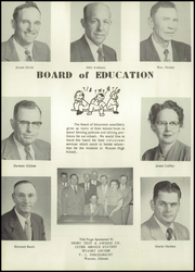 Page 12, 1954 Edition, Wyanet High School - Wyhian Yearbook (Wyanet, IL) online yearbook collection