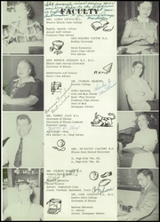 Page 13, 1954 Edition, Wyanet High School - Wyhian Yearbook (Wyanet, IL) online yearbook collection