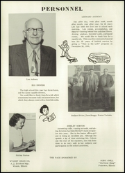 Page 14, 1954 Edition, Wyanet High School - Wyhian Yearbook (Wyanet, IL) online yearbook collection