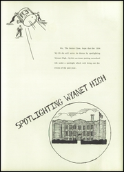 Page 7, 1954 Edition, Wyanet High School - Wyhian Yearbook (Wyanet, IL) online yearbook collection