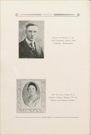 Page 12, 1921 Edition, Manlius High School - Mirror Yearbook (Manlius, IL) online yearbook collection