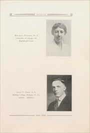 Page 13, 1921 Edition, Manlius High School - Mirror Yearbook (Manlius, IL) online yearbook collection