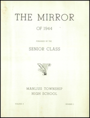 Page 7, 1944 Edition, Manlius High School - Mirror Devil Yearbook (Manlius, IL) online yearbook collection