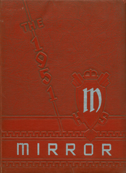 1951 Edition, Manlius High School - Mirror Yearbook (Manlius, IL)