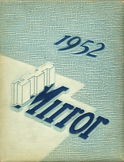 1952 Edition, Manlius High School - Mirror Yearbook (Manlius, IL)