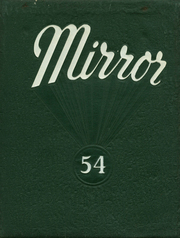 Page 1, 1954 Edition, Manlius High School - Mirror Yearbook (Manlius, IL) online yearbook collection