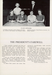 Page 12, 1956 Edition, Manlius High School - Mirror Yearbook (Manlius, IL) online yearbook collection