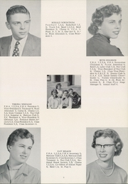 Page 13, 1956 Edition, Manlius High School - Mirror Yearbook (Manlius, IL) online yearbook collection