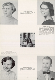 Page 16, 1956 Edition, Manlius High School - Mirror Yearbook (Manlius, IL) online yearbook collection