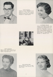 Page 17, 1956 Edition, Manlius High School - Mirror Yearbook (Manlius, IL) online yearbook collection