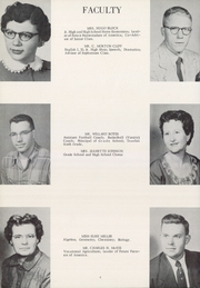 Page 8, 1956 Edition, Manlius High School - Mirror Yearbook (Manlius, IL) online yearbook collection
