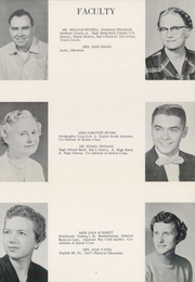 Page 9, 1956 Edition, Manlius High School - Mirror Yearbook (Manlius, IL) online yearbook collection
