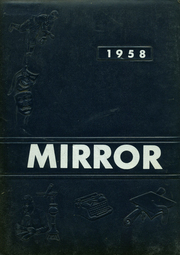 1958 Edition, Manlius High School - Mirror Yearbook (Manlius, IL)
