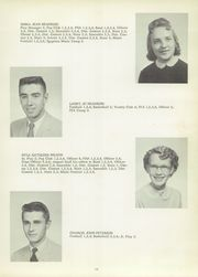 Page 17, 1958 Edition, Manlius High School - Mirror Yearbook (Manlius, IL) online yearbook collection