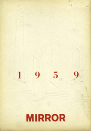 1959 Edition, Manlius High School - Mirror Yearbook (Manlius, IL)