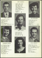 Page 17, 1950 Edition, Livingston High School - Eagle Yearbook (Livingston, IL) online yearbook collection