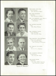 Page 17, 1942 Edition, Greenville High School - Graduate Yearbook (Greenville, IL) online yearbook collection